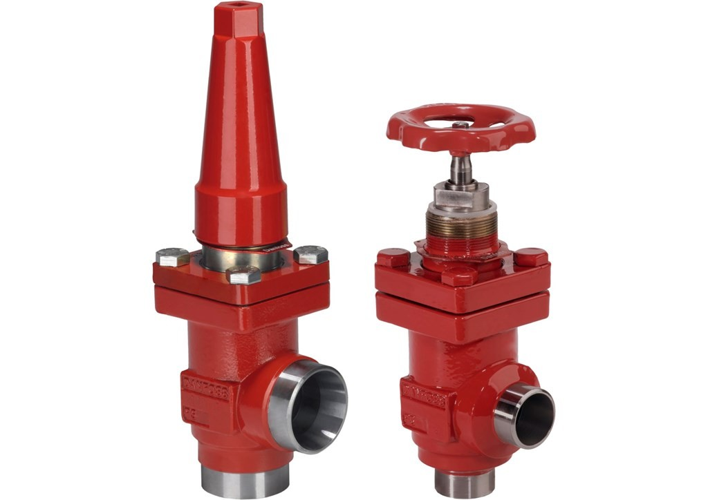 STR SHUT-OFF VALVE CAP 148B4630 STC 40 A Danfoss Shut-off valves